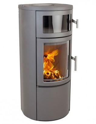 scan line heta 520 avec four chauffage bois auvergne. Black Bedroom Furniture Sets. Home Design Ideas